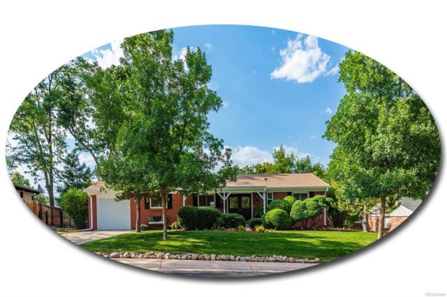 6825 S Cook Way, Centennial, CO 80122 (#9041834) :: The Peak Properties Group