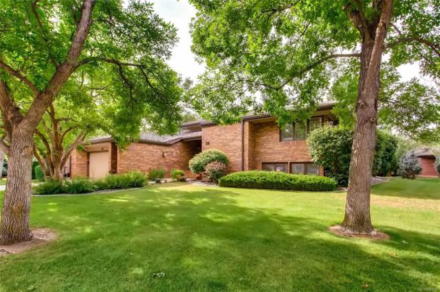 2777 S Elmira Street #26, Denver, CO 80231 (#9042145) :: Colorado Home Finder Realty