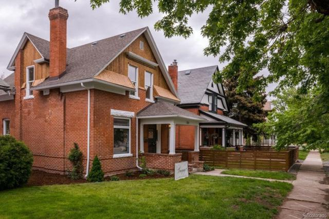 133 S Emerson Street, Denver, CO 80209 (#9042301) :: HomePopper