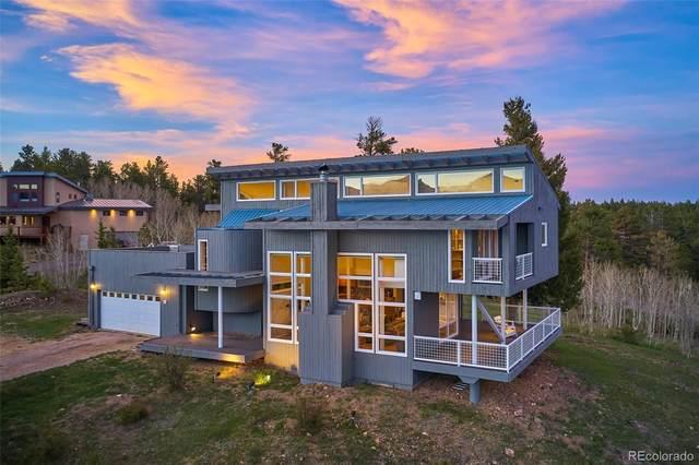 92 Navajo Trail, Nederland, CO 80466 (MLS #9042472) :: 8z Real Estate
