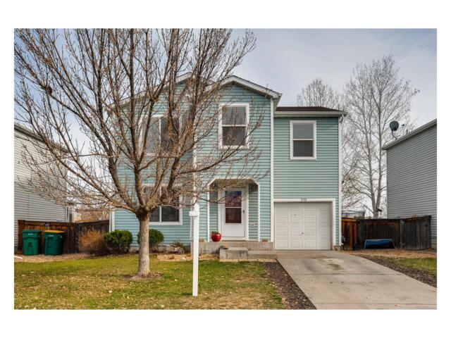1332 Bluebird Street, Brighton, CO 80601 (MLS #9042613) :: 8z Real Estate