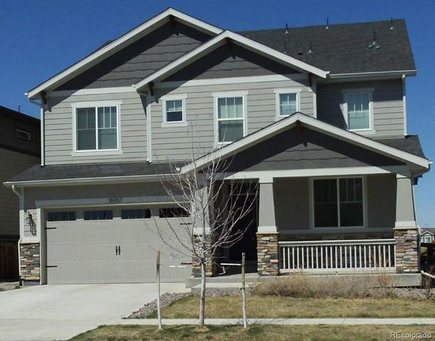15957 E 118th Place, Commerce City, CO 80022 (#9042970) :: The DeGrood Team