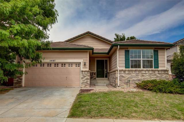 14167 E 101st Avenue, Commerce City, CO 80022 (#9042972) :: The HomeSmiths Team - Keller Williams