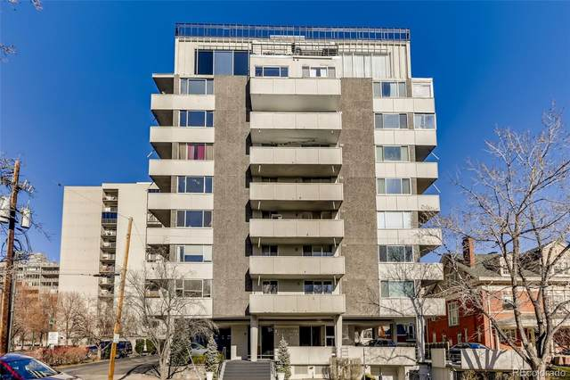 740 Pearl Street #701, Denver, CO 80203 (MLS #9043395) :: Kittle Real Estate