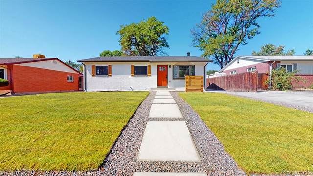 3111 S Utica Street, Denver, CO 80236 (#9043469) :: Bring Home Denver with Keller Williams Downtown Realty LLC
