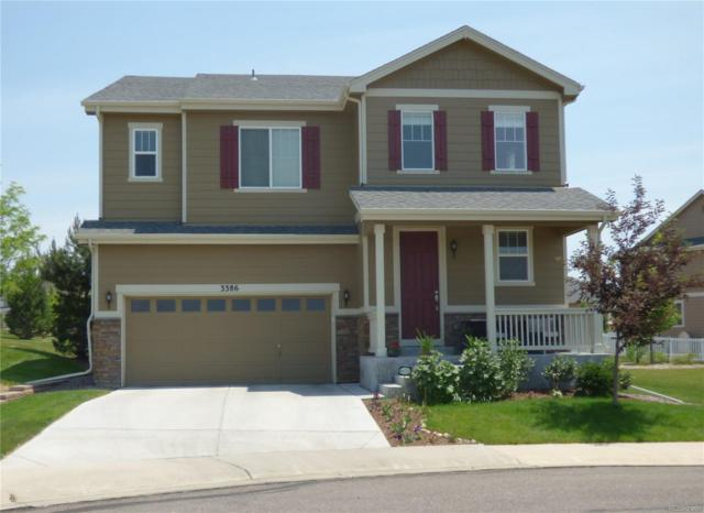 3386 E 141st Place, Thornton, CO 80602 (#9043657) :: My Home Team