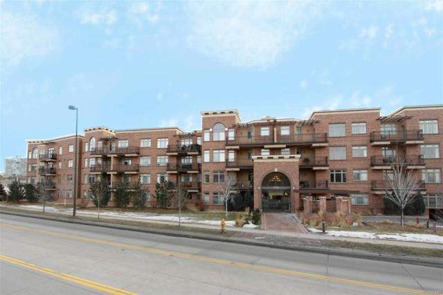 2700 E Cherry Creek South Drive #202, Denver, CO 80209 (#9044124) :: Bring Home Denver