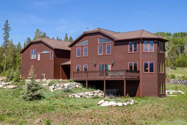 191 Gcr 4493, Grand Lake, CO 80447 (#9044180) :: The DeGrood Team