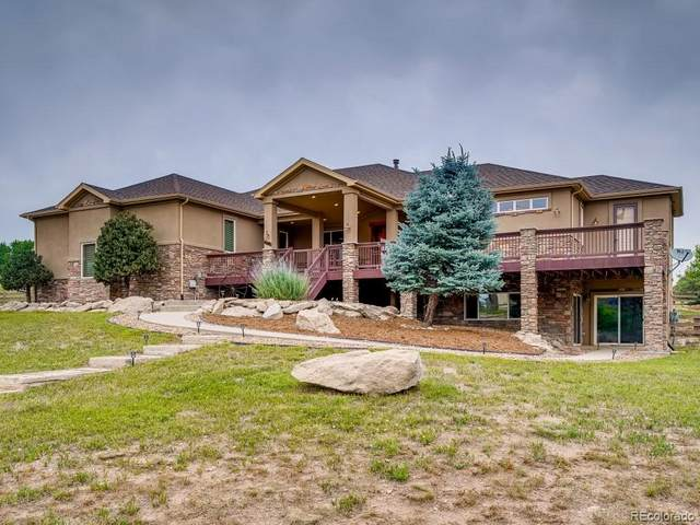 6141 Lost Canyon Ranch Road, Castle Rock, CO 80104 (MLS #9044191) :: Clare Day with Keller Williams Advantage Realty LLC