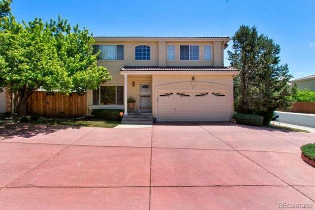 1421 Laurenwood Way, Highlands Ranch, CO 80129 (#9044226) :: Structure CO Group