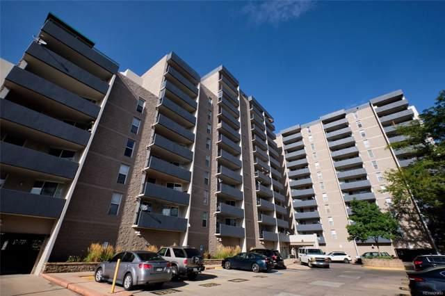 601 W 11th Avenue #506, Denver, CO 80204 (MLS #9044319) :: 8z Real Estate