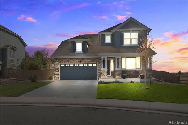862 Kendrick Court, Castle Rock, CO 80104 (MLS #9044492) :: Bliss Realty Group