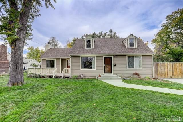 1985 Carr Street, Lakewood, CO 80214 (MLS #9044713) :: 8z Real Estate