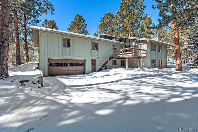 303 Cottonwood Drive, Evergreen, CO 80439 (#9044872) :: The DeGrood Team