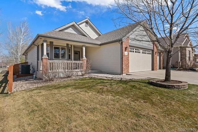 4520 Wolcott Drive, Loveland, CO 80538 (MLS #9045224) :: Keller Williams Realty