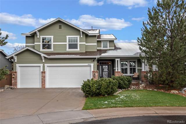 2912 Newbury Court, Highlands Ranch, CO 80126 (#9045452) :: Stephanie Fryncko | Keller Williams Integrity