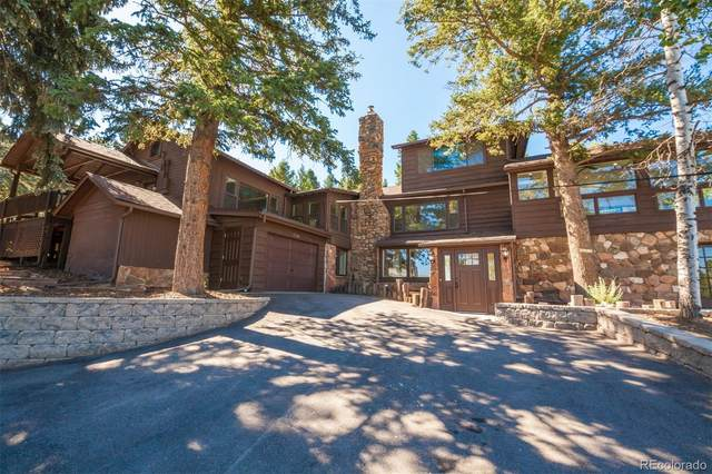 27126 Mountain Park Road, Evergreen, CO 80439 (#9045536) :: Mile High Luxury Real Estate