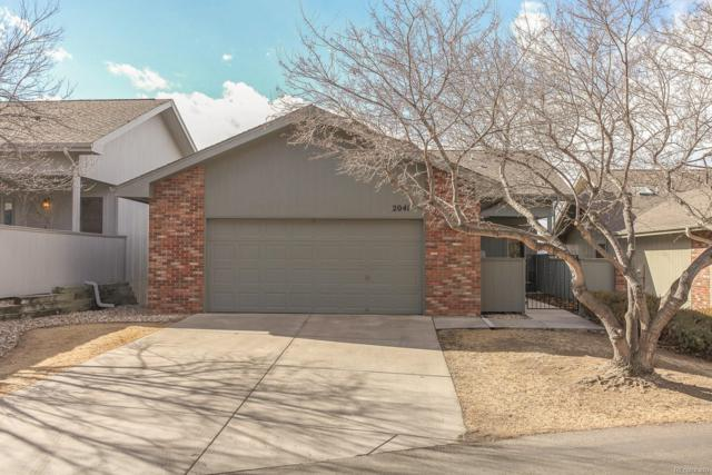2041 S View Circle #18, Fort Collins, CO 80524 (#9045810) :: The Peak Properties Group