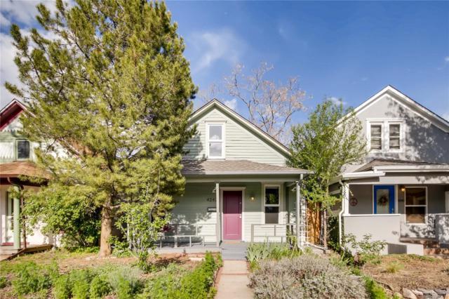 4242 Quitman Street, Denver, CO 80212 (#9046308) :: The HomeSmiths Team - Keller Williams