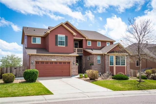 7582 E 121st Drive, Thornton, CO 80602 (#9046645) :: My Home Team