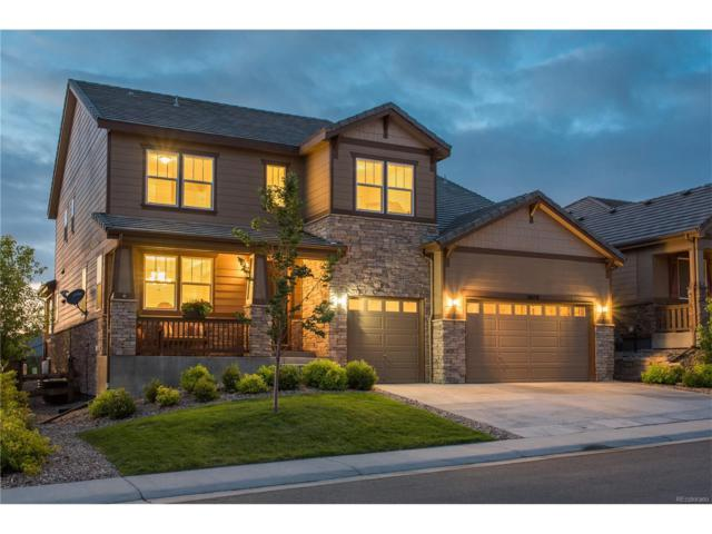 14070 Sierra Ridge Circle, Parker, CO 80134 (#9047408) :: The Griffith Home Team