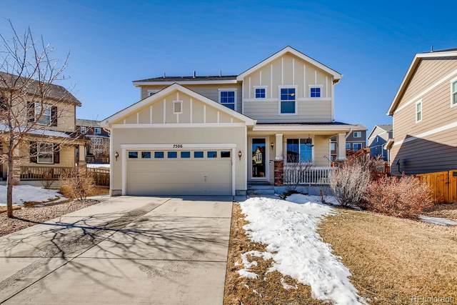 7506 Sabino Lane, Castle Rock, CO 80108 (#9047824) :: Mile High Luxury Real Estate