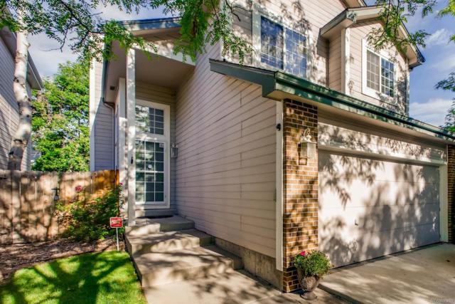 2247 S Nome Court, Aurora, CO 80014 (MLS #9048534) :: 8z Real Estate