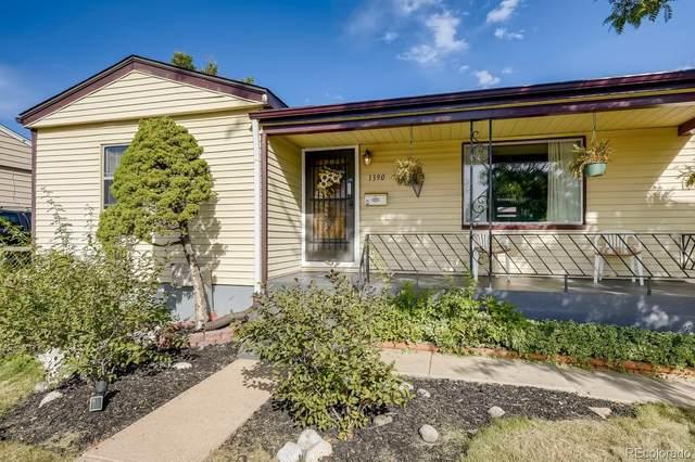 1390 S Meade Street, Denver, CO 80219 (MLS #9049630) :: Bliss Realty Group