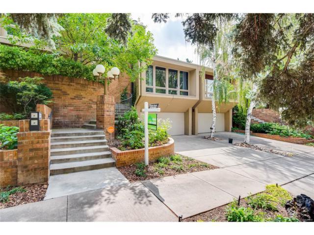 420 Adams Street C, Denver, CO 80206 (MLS #9049719) :: 8z Real Estate