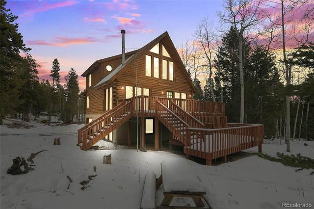 11498 Pauls Lane, Conifer, CO 80433 (#9049834) :: The Colorado Foothills Team | Berkshire Hathaway Elevated Living Real Estate