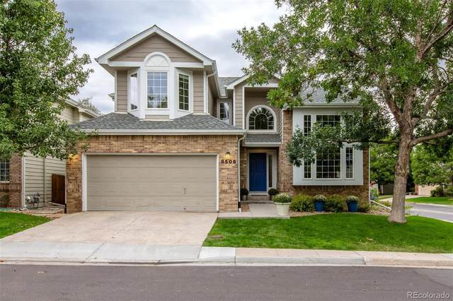 8506 E Amherst Circle, Denver, CO 80231 (MLS #9050436) :: 8z Real Estate