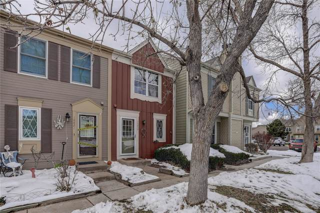 10819 Summerset Way, Parker, CO 80138 (#9050626) :: The Heyl Group at Keller Williams