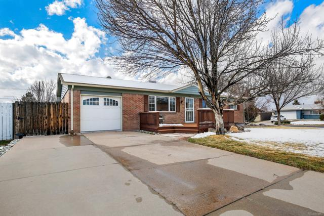 499 Vaughn Street, Aurora, CO 80011 (#9051274) :: The Peak Properties Group
