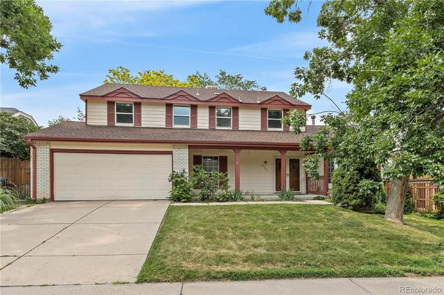 8063 E Bucknell Place, Denver, CO 80231 (#9051426) :: The Colorado Foothills Team | Berkshire Hathaway Elevated Living Real Estate