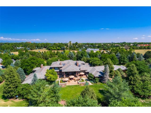 19 Cherry Hills Park Drive, Cherry Hills Village, CO 80113 (MLS #9051694) :: 8z Real Estate