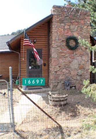 16697 Jefferson Street, Pine, CO 80470 (MLS #9052095) :: 8z Real Estate