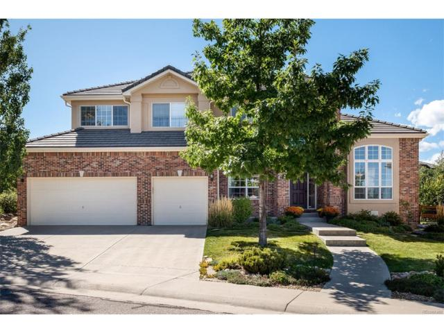 5931 Topaz Vista Place, Castle Pines, CO 80108 (#9052525) :: The Thayer Group