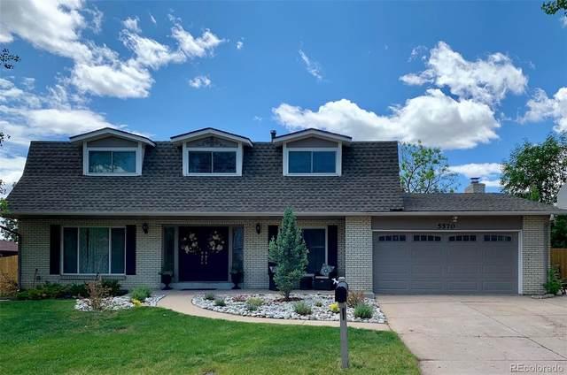 5570 W Hinsdale Avenue, Littleton, CO 80128 (#9052861) :: Re/Max Structure
