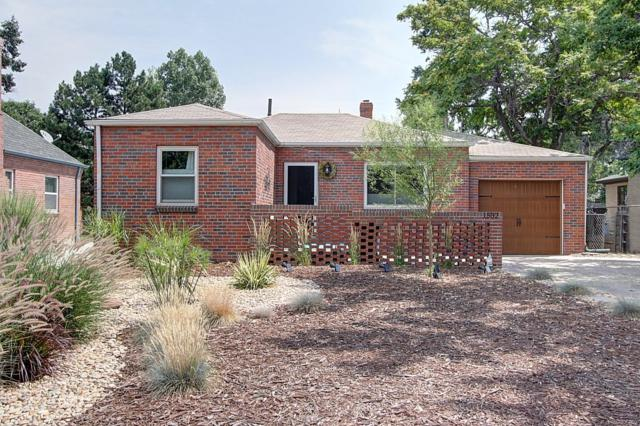 1532 Olive Street, Denver, CO 80220 (#9053087) :: The Griffith Home Team
