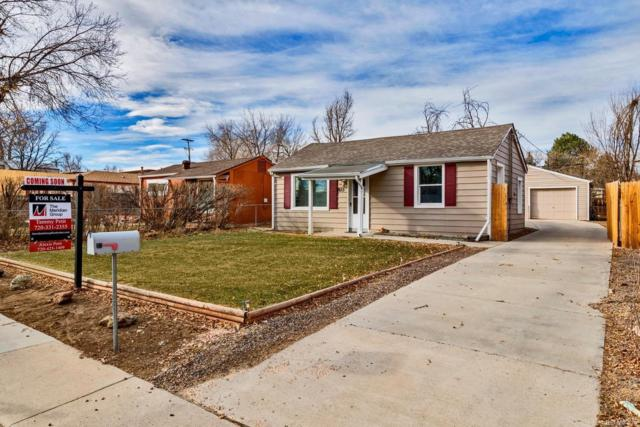1933 Jay Street, Lakewood, CO 80214 (#9053293) :: The Dixon Group
