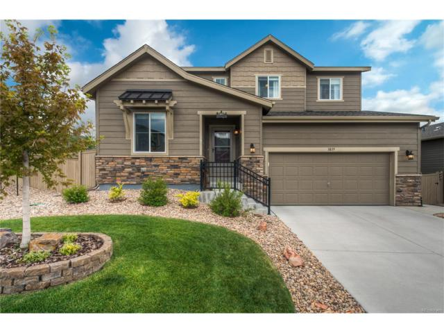 3839 Donnington Circle, Castle Rock, CO 80104 (MLS #9054117) :: 8z Real Estate