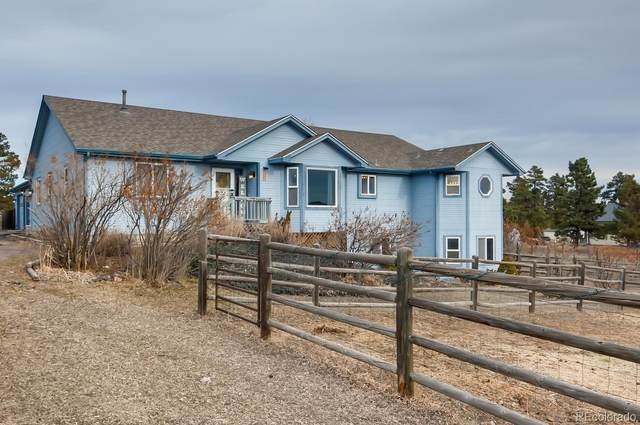 2705 Savage Road, Elizabeth, CO 80107 (MLS #9054564) :: 8z Real Estate
