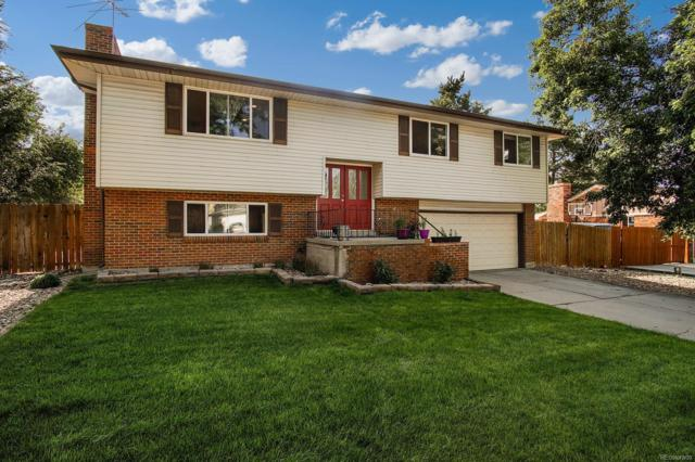 611 S Paris Street, Aurora, CO 80012 (#9054898) :: The City and Mountains Group