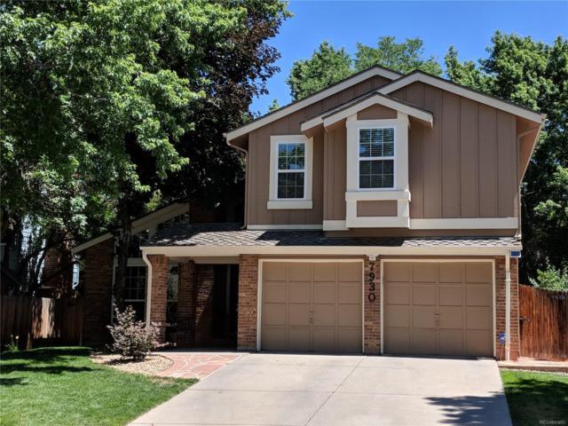 7930 S Bemis Street, Littleton, CO 80120 (#9054940) :: Wisdom Real Estate