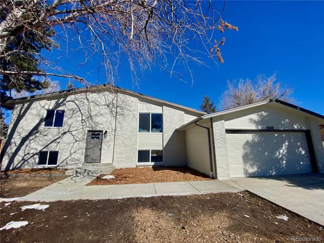 8608 W 84th Circle, Arvada, CO 80005 (#9055083) :: The DeGrood Team