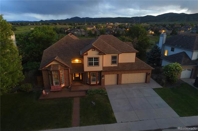 11142 W Cooper Drive, Littleton, CO 80127 (#9055557) :: Mile High Luxury Real Estate