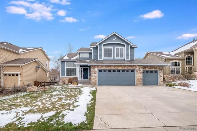 12076 Rockdale Street, Parker, CO 80138 (#9055568) :: Portenga Properties