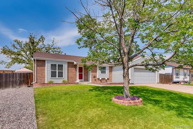 11323 Albion Street, Thornton, CO 80233 (MLS #9055621) :: 8z Real Estate
