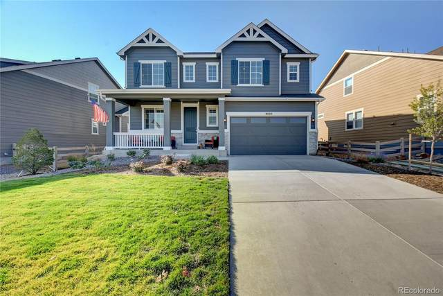 8020 Piney River Avenue, Littleton, CO 80125 (#9055883) :: James Crocker Team