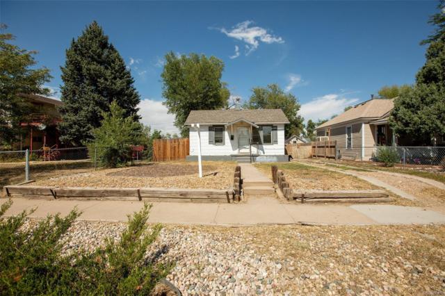 1225 5th Street, Greeley, CO 80631 (#9055906) :: The Peak Properties Group